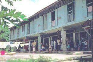 Mulai kenang Pasar Kaki Wong jeman 1930-an