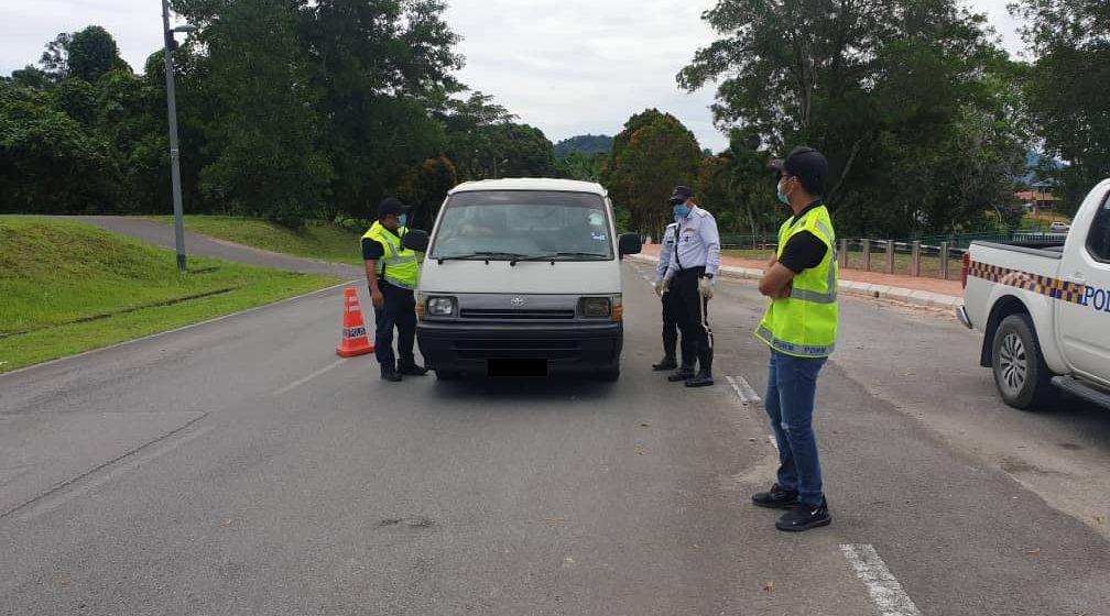 4 lagi kawasan di Sarawak dikenakan PKPD