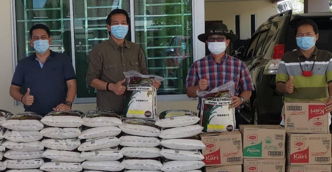 Penyiru komuniti Kpg Long Banyok dipuji, orang pemisi mantu diri serumah ke tusah