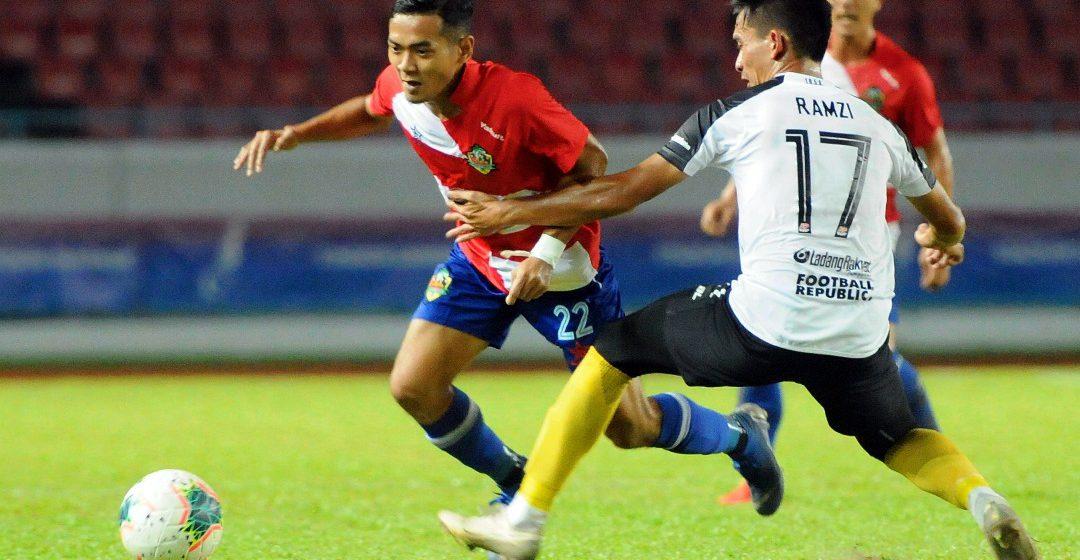 Liga Malaysia taun tu dikinsil