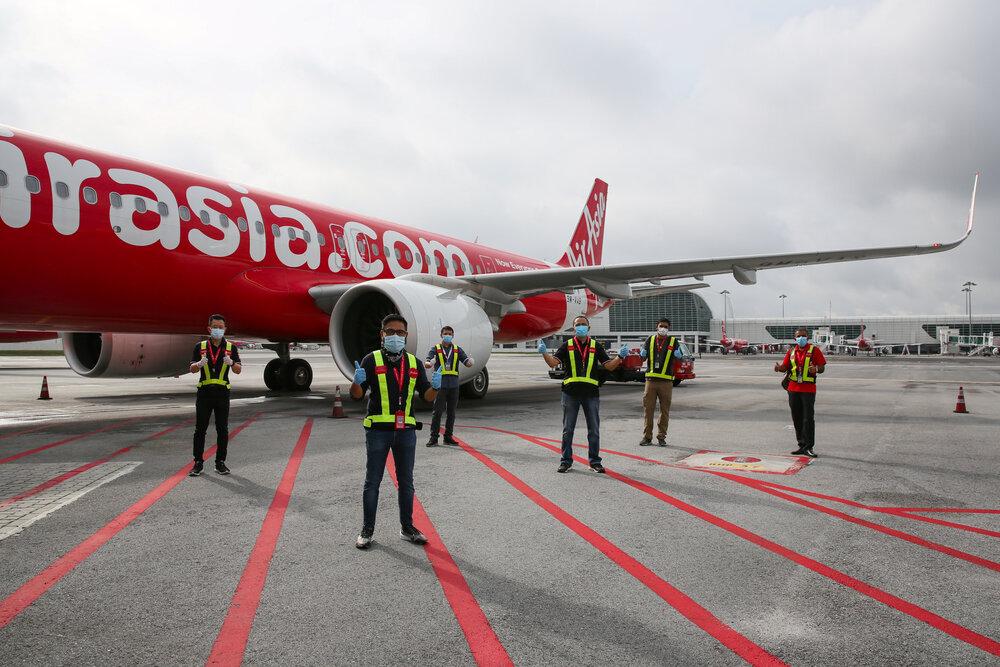 AirAsia  tawar pas penerbangan tanpa had
