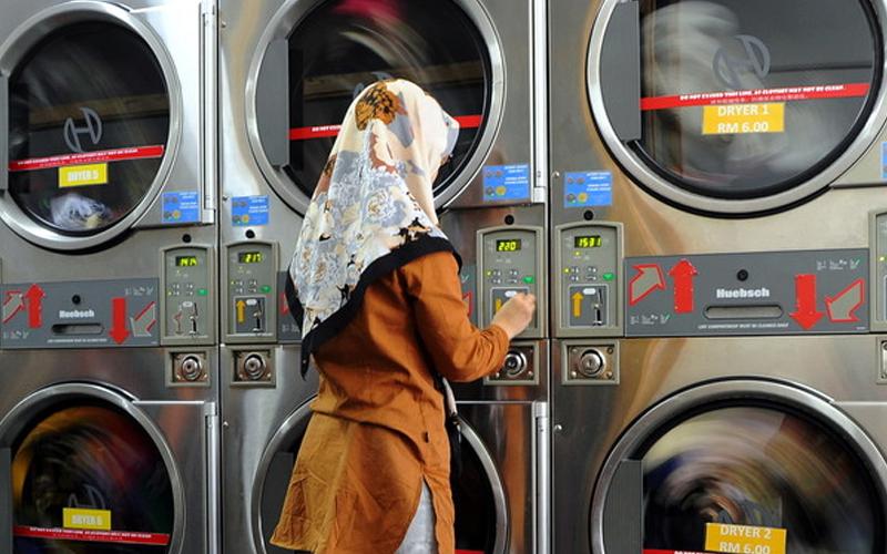 Kedai dobi, kedai elektrik, kedai barangan logam dibenar beroperasi