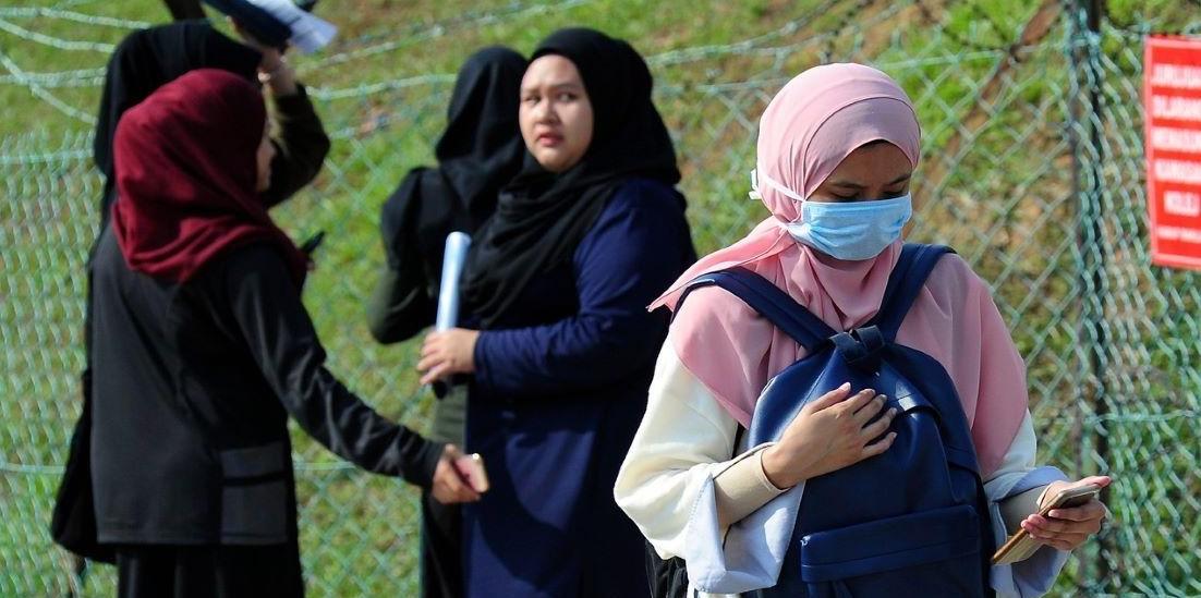 Pelajar Sabah, Sarawak balik kampung mulai Jumaat ini