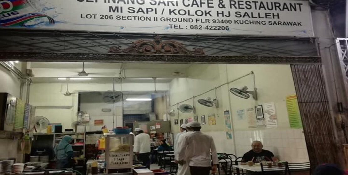 Pemilik terkejut nama Restoran Haji Salleh disebut PM hari ini