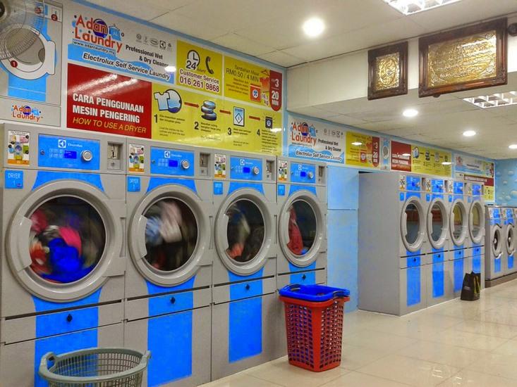 PKP: Kedai dobi tidak dibenar beroperasi di Sarawak
