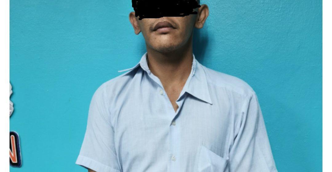 Siku lelaki ditangkap ngelanggar PKP