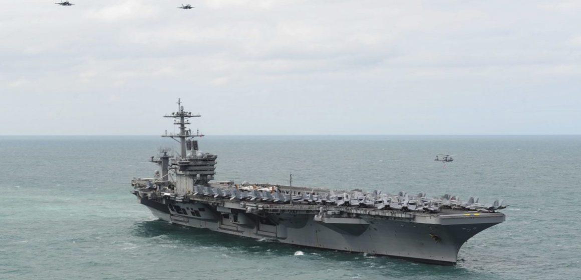100 krew kapal nuklear AS dijangkiti