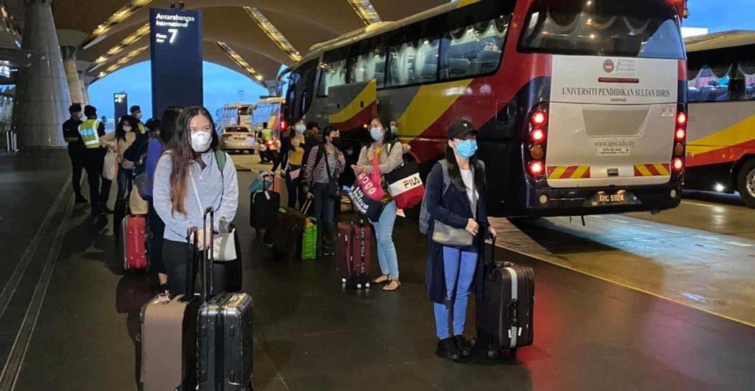 Garis panduan rakyat Sarawak pulang ke negeri ini ditambah baik