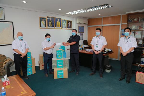 Petronas peruntuk RM20 juta bantu barisan hadapan