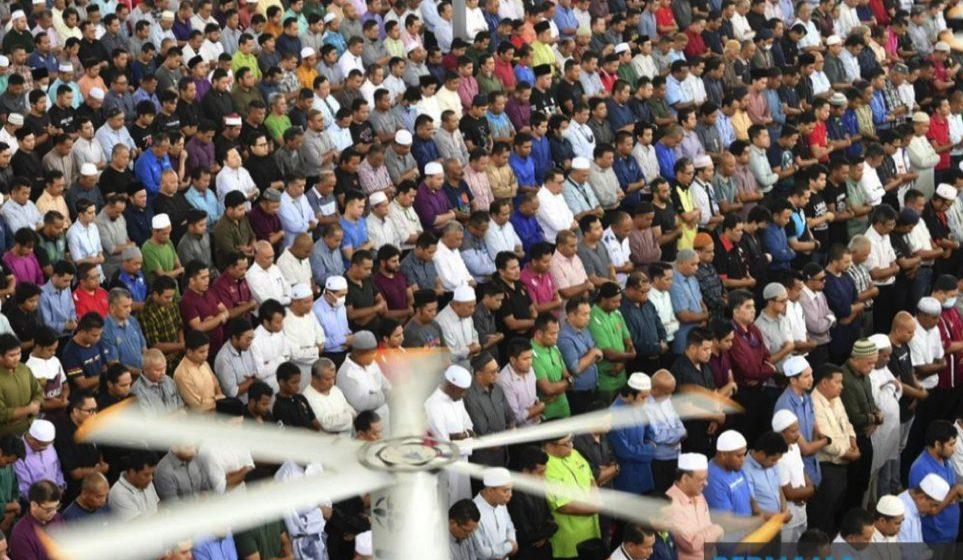 Keputusan solat di masjid akan diketahui minggu ini – Ahmad Marzuk