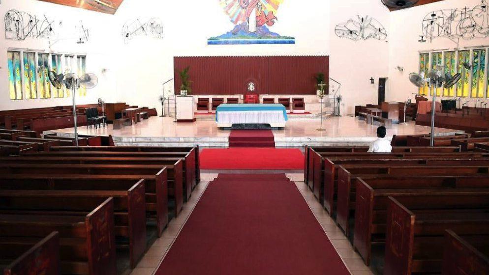 Gereja terus ditutup sehingga PKP ditamatkan sepenuhnya