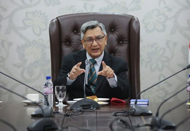 Speaker terima usul undi tak percaya Dr Mahathir terhadap Muhyiddin