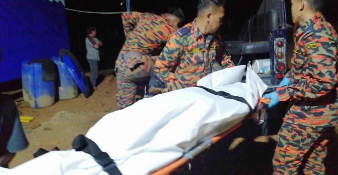 Lelaki maut dihempap tangki septik