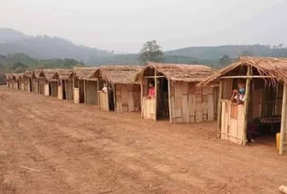 Rohingya ngampar ke sebarang menua