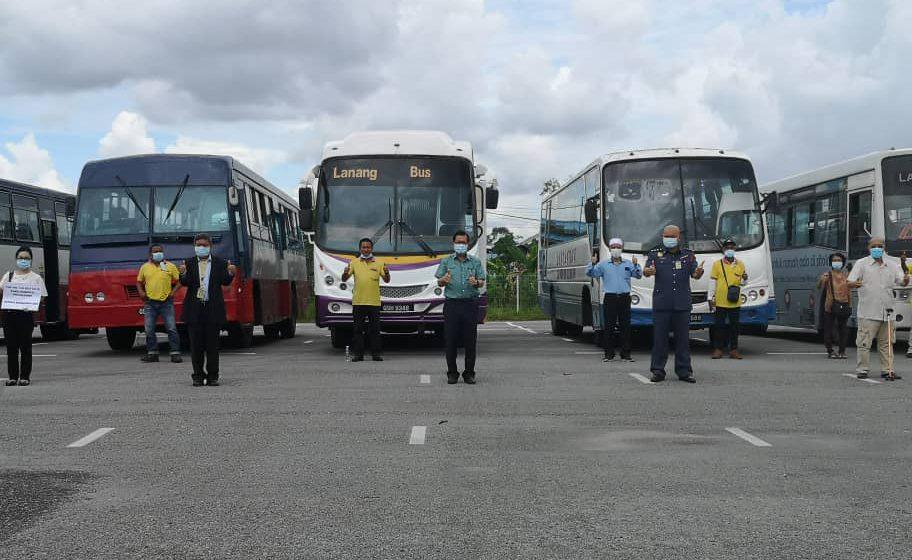 Lima serikat bas setuju meri tambang RM1