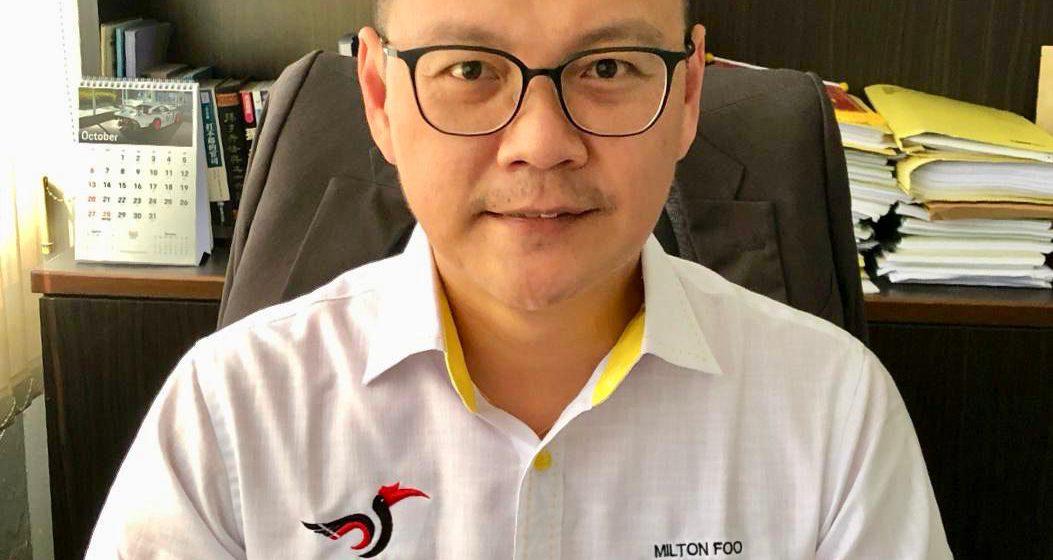 Apa yang Chong Chieng Jen telah lakukan sebelum ini?