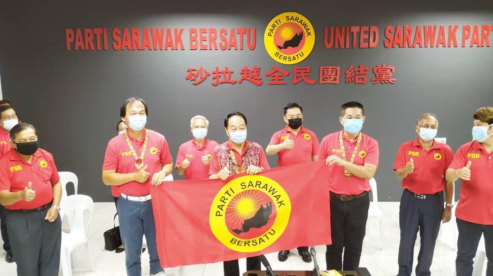 Aram nempa sejarah baru Sarawak