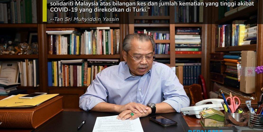 Malaysia-Turki sedia bekerjasama bangunkan vaksin COVID-19