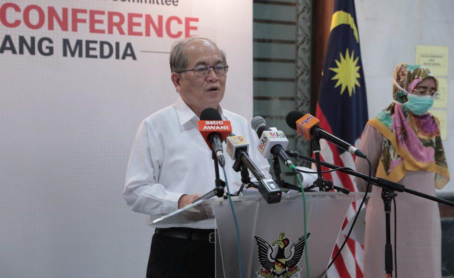 Tiada positif Covid-19 di Sarawak hari ini