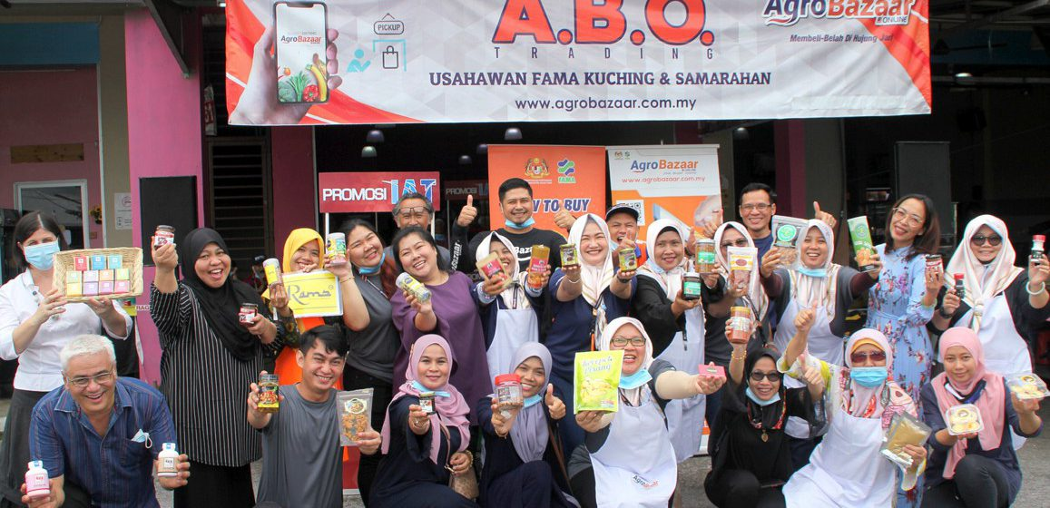 300 usahawan sertai Agro Bazar Online