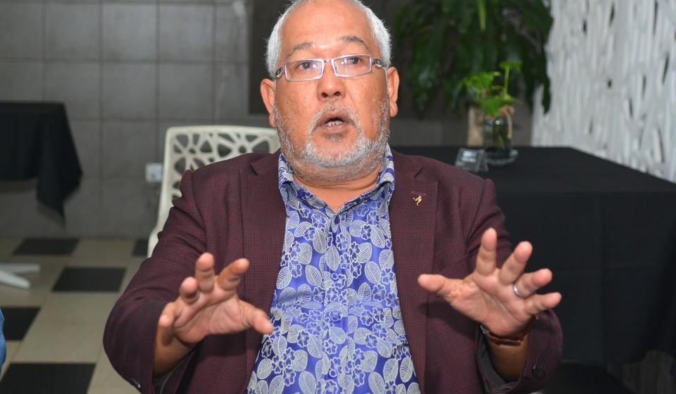 Perjuangkan hak kontraktor minyak dan gas di Sarawak