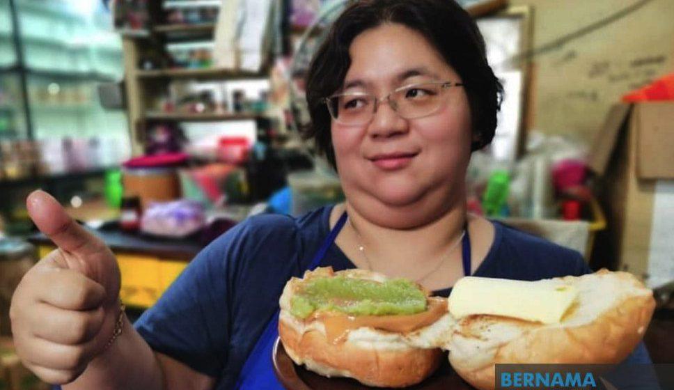 Kedai 'roti kahwin' Aik Seng antara lokasi perlu dikunjungi di Sarikei