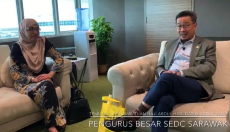 Usahawan Sarawak guna platform digital