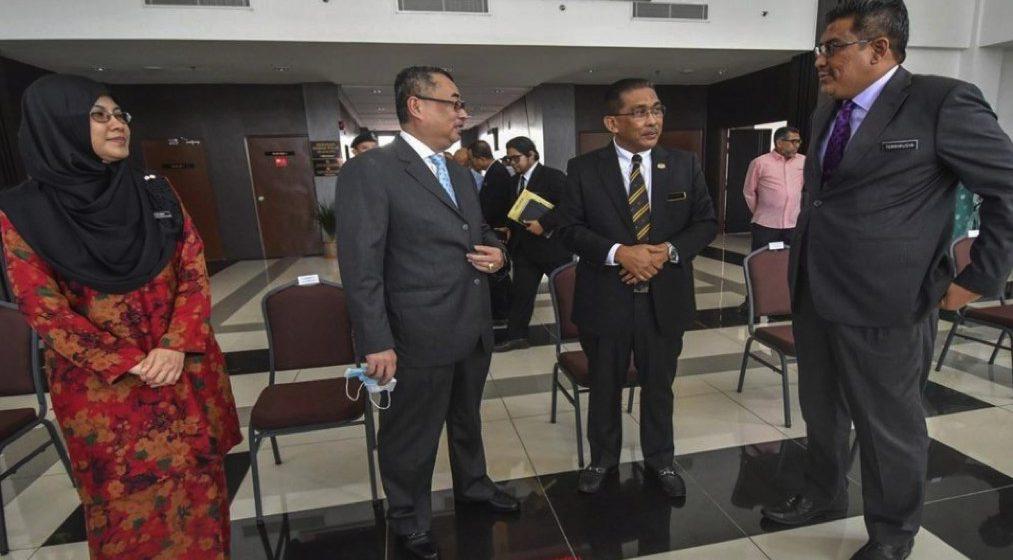 Pindaan akta berhubung pemandu mabuk ke kabinet 2 minggu lagi – Takiyuddin