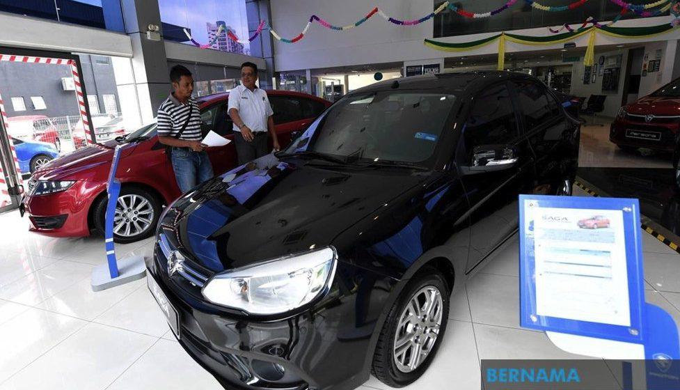 Jualan kenderaan turun 62 peratus pada Mei 2020 – MAA