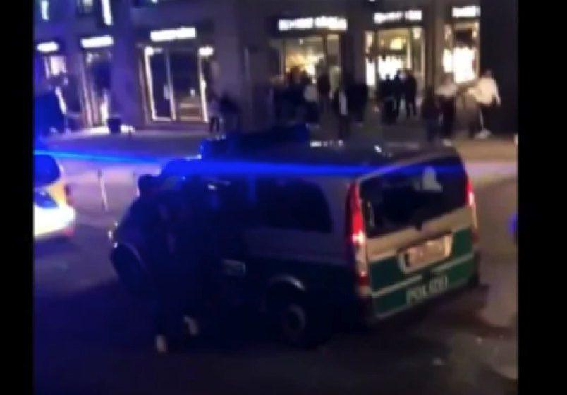 Ratusan merusuh di Jerman