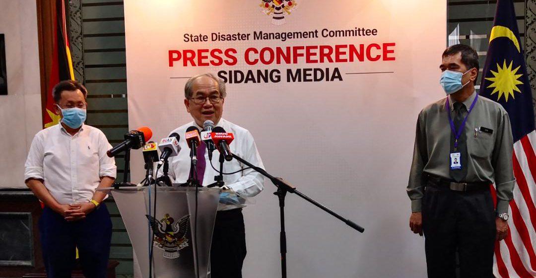 Sarawak benarkan perhimpunan awam