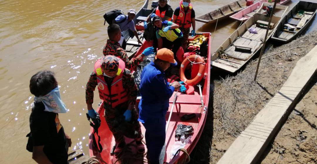 Mayat ditemui terapung di Sungai Machan