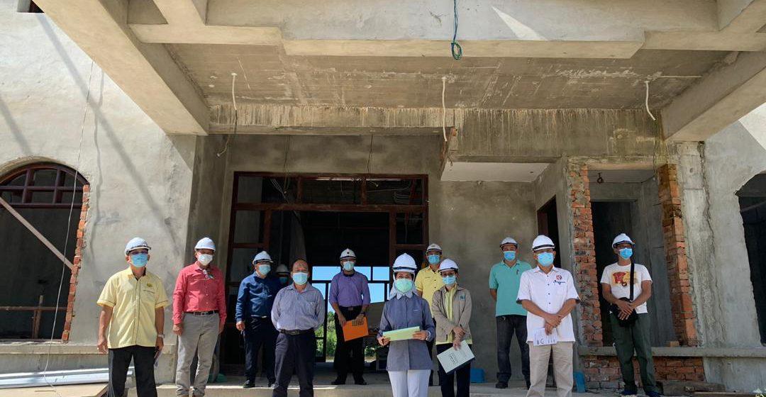 Projek di Dun Dalat mupuk dipejalai baru
