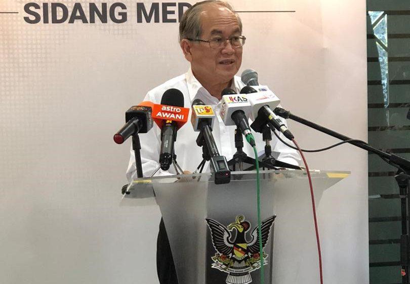 Tinggal enam iku pesakit Covid-19 agi diperubat di Sarawak