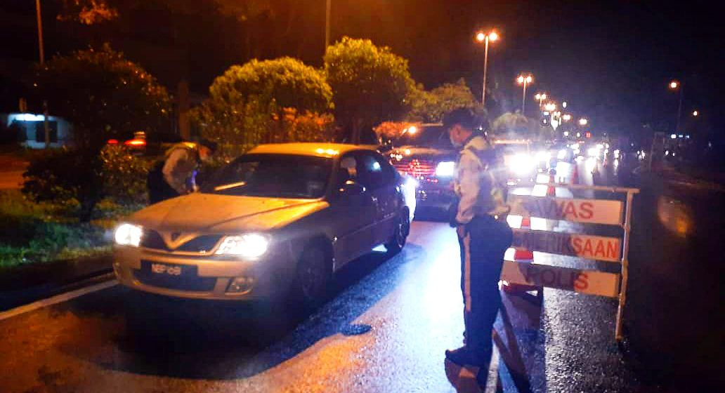 17 pengguna jalan raya disaman atas pelbagai kesalahan trafik