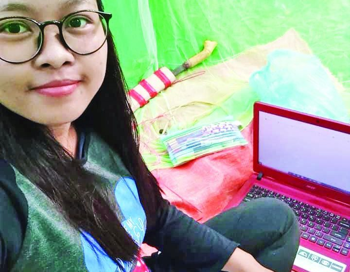 Pemar nadai internet di menua ulu