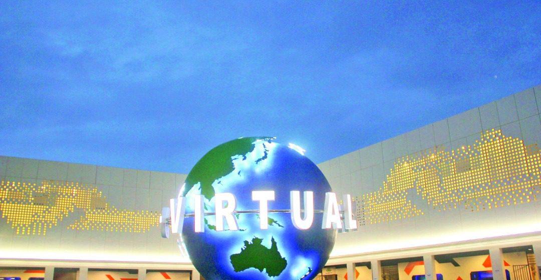 Taman D-Virtual dibuka ari 10 pagi – 10 malam