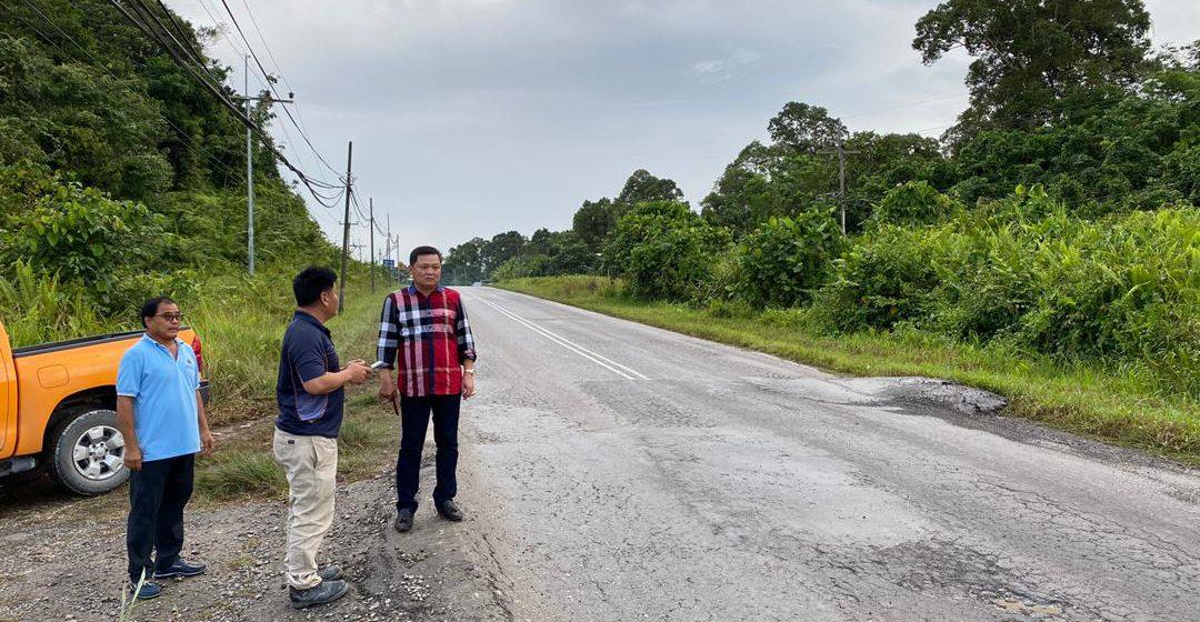 Masalah air bertakung Pan Borneo – Jakar perlu diatasi segera – Huang