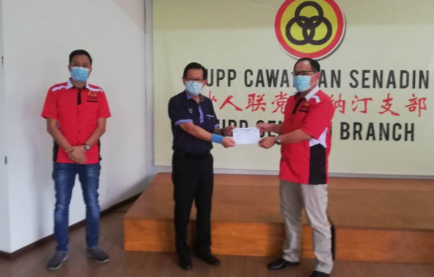 Pemberita utara Sarawak nerima elaun beperesa pengerai RM200