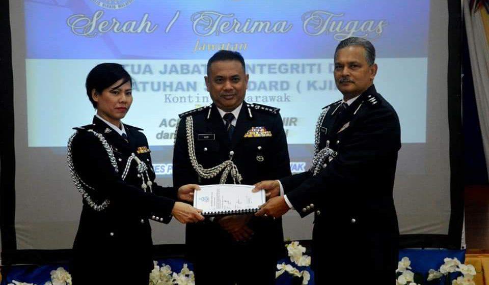 ACP Roslan Tahir Ketua JIPS PDRM Sarawak yang baharu