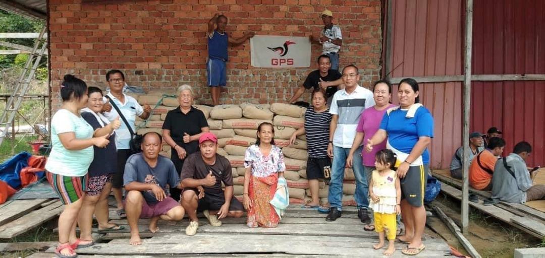 Projek Nyeleti Rumah di Dun Tamin ditampung baru
