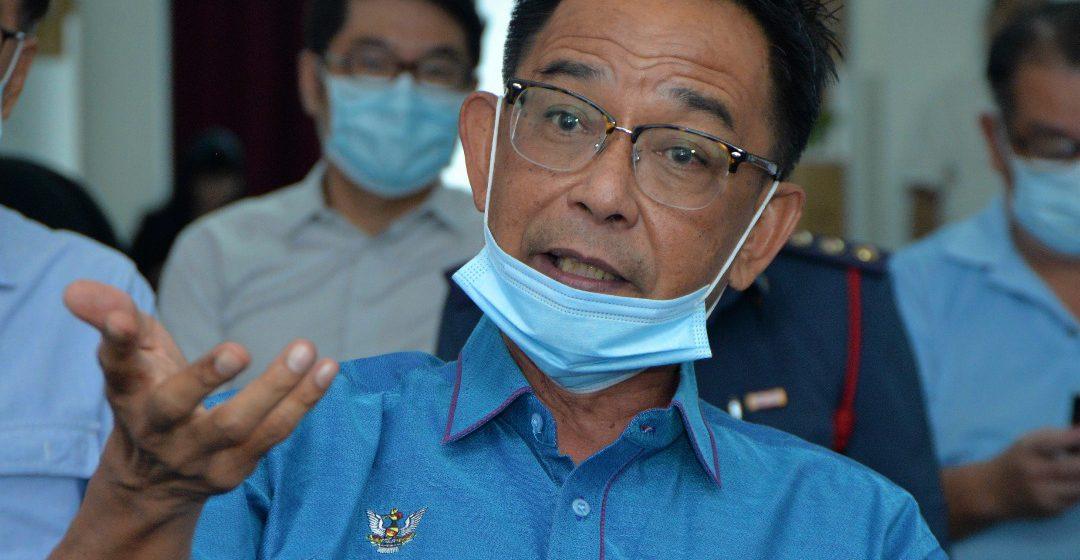 Sarawak andal nadai penanggul napi PRN