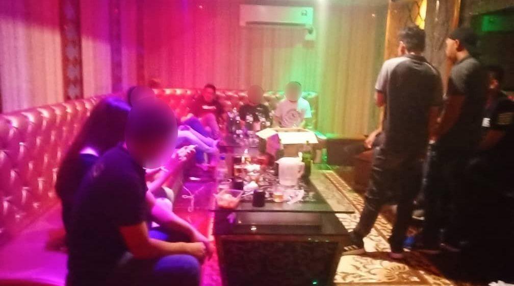 20 individu ditangkap langgar PKPP di pusat hiburan