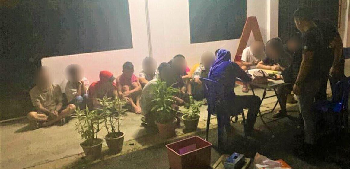 Penjawat awam antara 15 diberkas miliki dadah