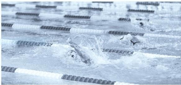 Kolam renang latihan sukan dibuka