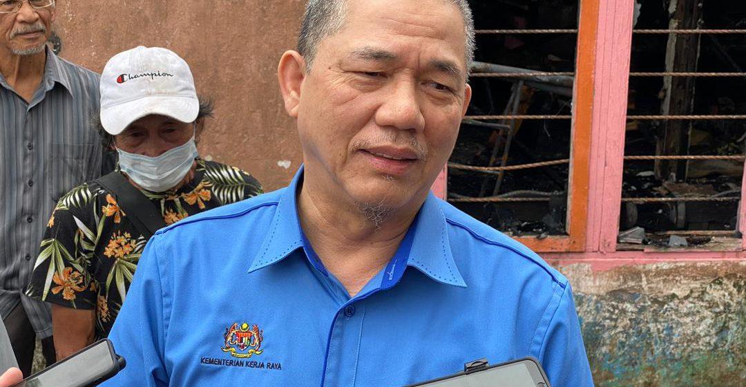 Percepatkan pembinaan Lebuh Raya Pan Borneo