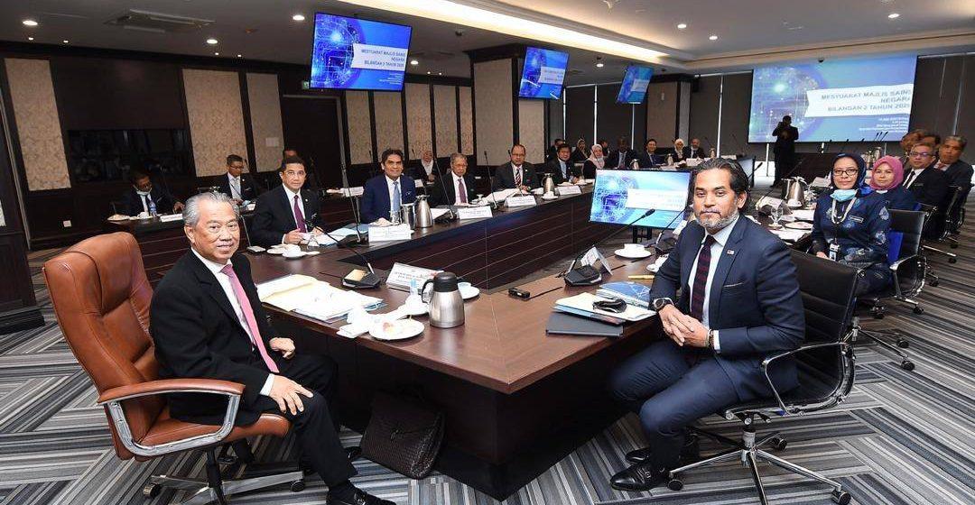 Perkasa ilmu sains, teknologi dan inovasi untuk pacu ekonomi negara – PM Muhyiddin
