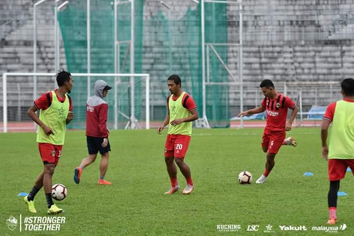 Liga Malaysia 2020: Berlatih sendirian lagi