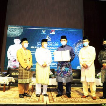 Bangunkan 1,000 masjid pintar di seluruh negeri