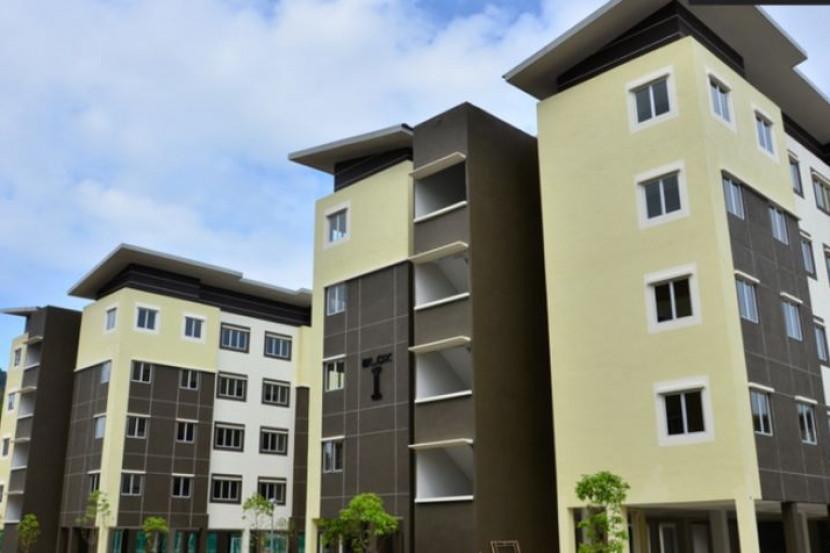 12,000 perumahan awam dan PPR dibina di Wilayah Persekutuan